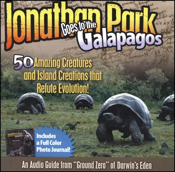 Jonathan Park GOES TO THE ZOO 4 CDs Audio Guides Collection - Free S/H